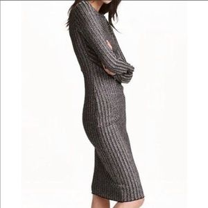 H&M midi dress